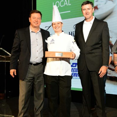 Chef Krystle Lung - 100 Bar + Grille - Hilton Americas