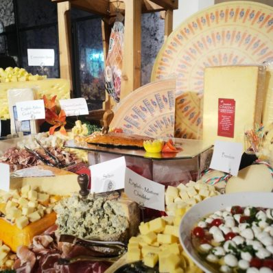 Cheese Display 2