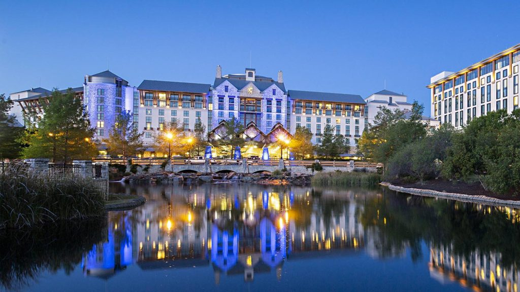 Gaylord Texan Resort Header